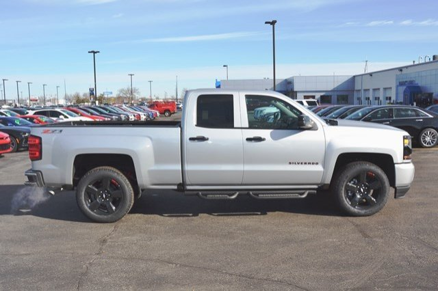 2017 Silverado 1500 Double Cab 4x4, Pickup #17C468 - photo 7