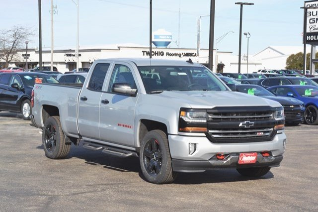 2017 Silverado 1500 Double Cab 4x4, Pickup #17C468 - photo 8