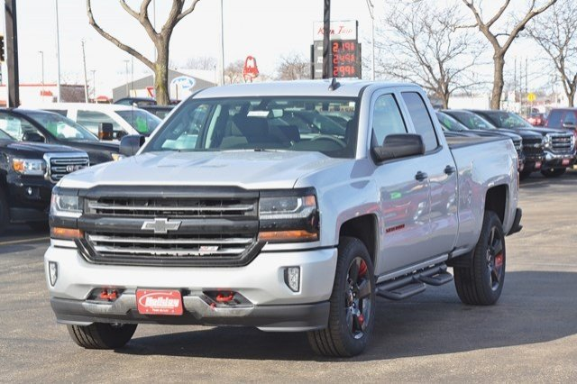2017 Silverado 1500 Double Cab 4x4, Pickup #17C468 - photo 6