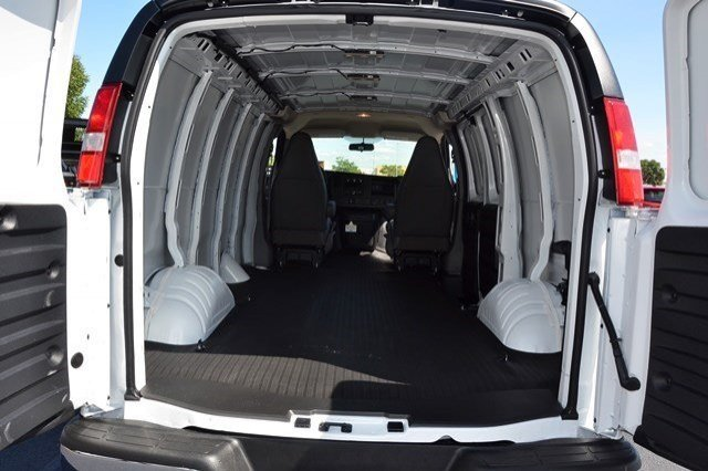 2017 Express 3500 Cargo Van #17C47 - photo 9