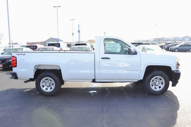 2017 Silverado 1500 Regular Cab 4x4, Pickup #17C475 - photo 6