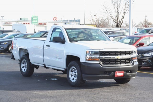 2017 Silverado 1500 Regular Cab 4x4, Pickup #17C475 - photo 7