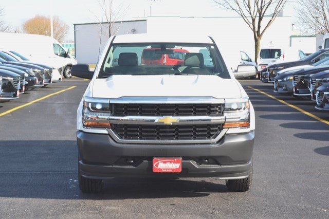 2017 Silverado 1500 Regular Cab 4x4, Pickup #17C475 - photo 8