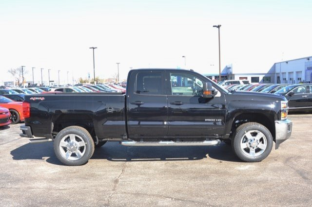 2017 Silverado 2500 Double Cab 4x4, Pickup #17C476 - photo 6