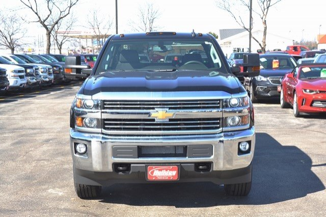 2017 Silverado 2500 Double Cab 4x4, Pickup #17C476 - photo 8