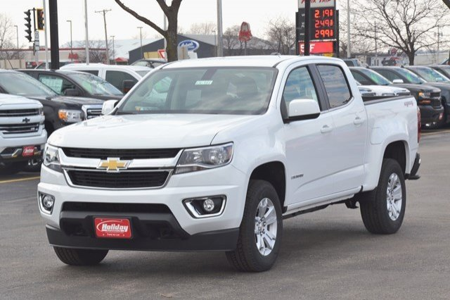 2017 Colorado Crew Cab 4x4, Pickup #17C481 - photo 3