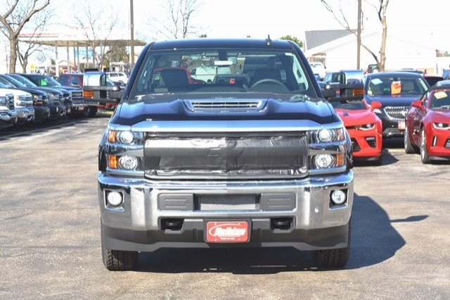 2017 Silverado 2500 Crew Cab 4x4, Pickup #17C498 - photo 9