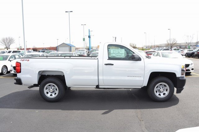 2017 Silverado 1500 Regular Cab 4x4 Pickup #17C515 - photo 7