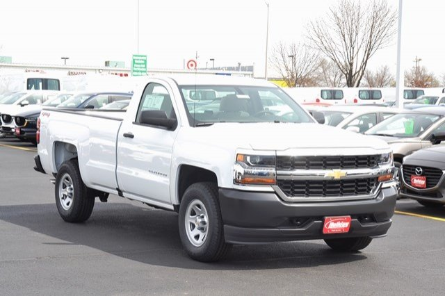 2017 Silverado 1500 Regular Cab 4x4 Pickup #17C515 - photo 8