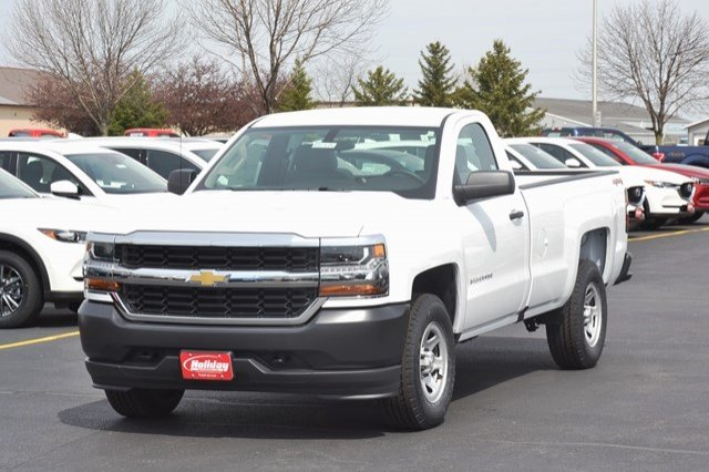 2017 Silverado 1500 Regular Cab 4x4 Pickup #17C515 - photo 3