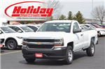 2017 Silverado 1500 Regular Cab 4x4 Pickup #17C515 - photo 1
