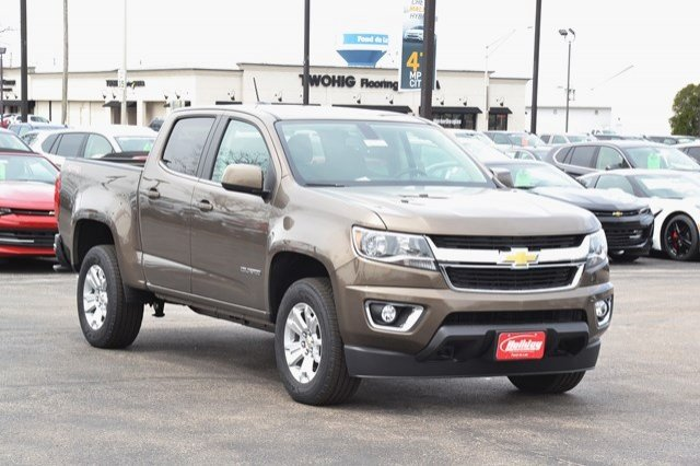 2017 Colorado Crew Cab 4x4, Pickup #17C536 - photo 8