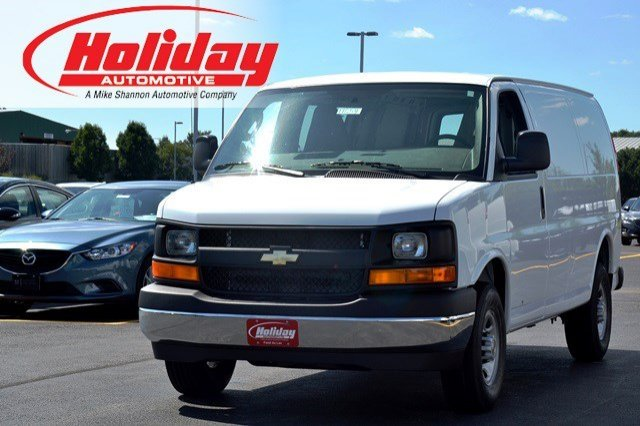 2017 Express 2500, Cargo Van #17C54 - photo 1
