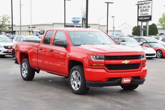2017 Silverado 1500 Double Cab 4x4, Pickup #17C547 - photo 8