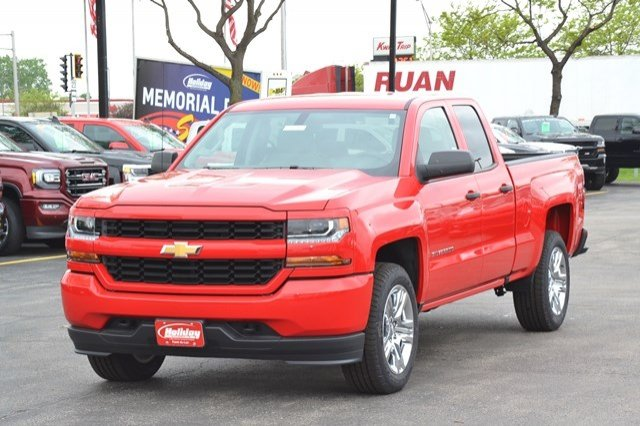 2017 Silverado 1500 Double Cab 4x4 Pickup #17C547 - photo 3