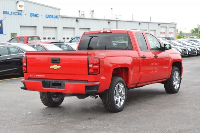 2017 Silverado 1500 Double Cab 4x4 Pickup #17C547 - photo 6