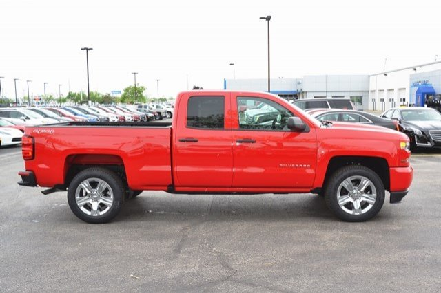 2017 Silverado 1500 Double Cab 4x4 Pickup #17C547 - photo 7