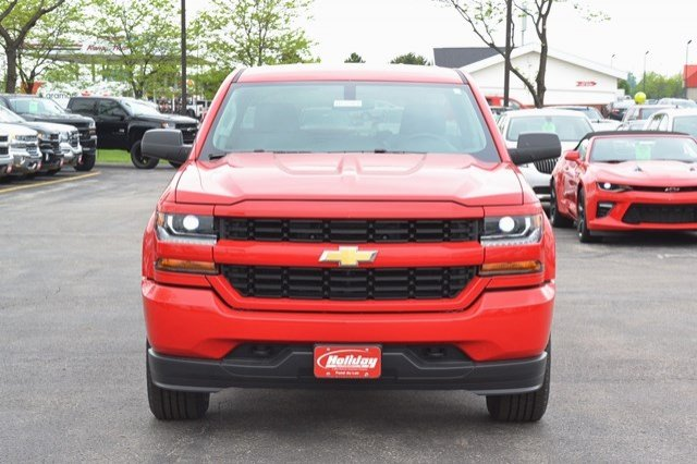 2017 Silverado 1500 Double Cab 4x4 Pickup #17C547 - photo 9