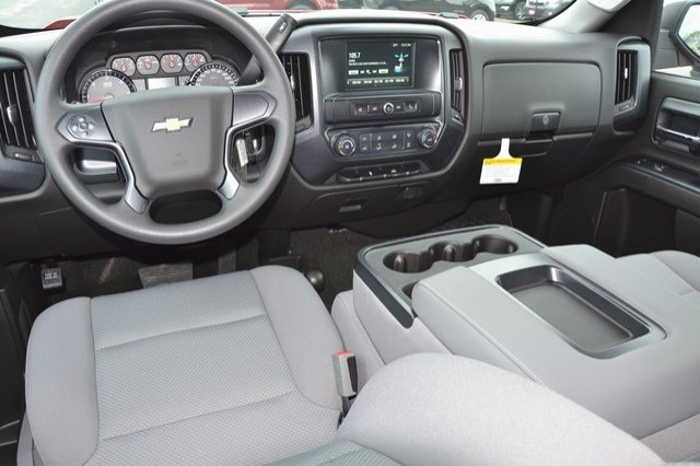 2017 Silverado 1500 Double Cab 4x4 Pickup #17C547 - photo 16