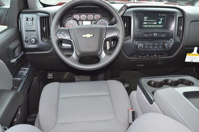 2017 Silverado 1500 Double Cab 4x4 Pickup #17C547 - photo 17
