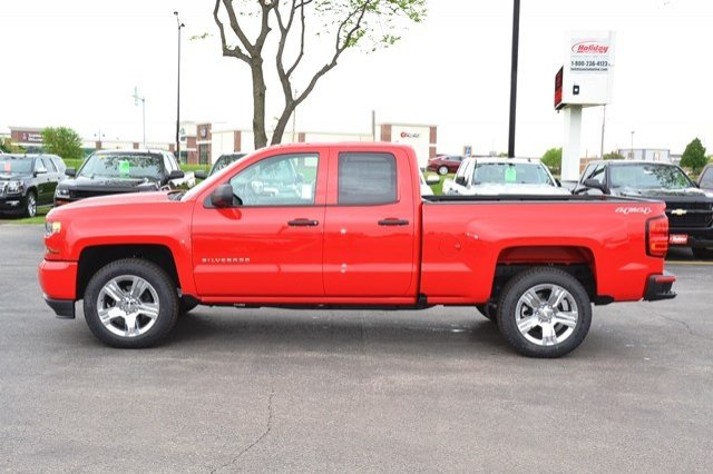 2017 Silverado 1500 Double Cab 4x4, Pickup #17C547 - photo 4