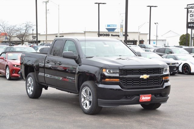 2017 Silverado 1500 Double Cab 4x4, Pickup #17C559 - photo 7