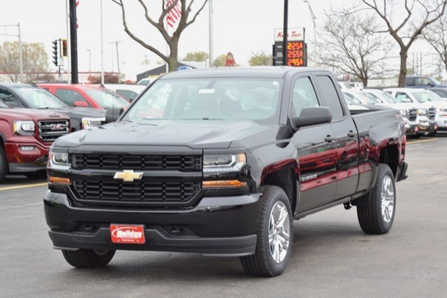 2017 Silverado 1500 Double Cab 4x4, Pickup #17C559 - photo 5