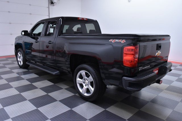 2014 Silverado 1500 Double Cab 4x4, Pickup #17C560A - photo 2