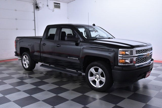 2014 Silverado 1500 Double Cab 4x4, Pickup #17C560A - photo 5