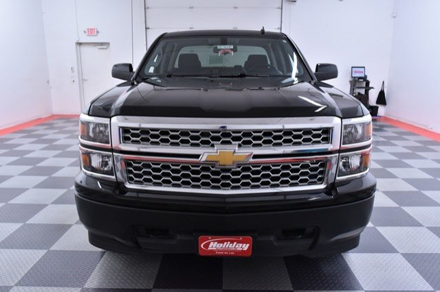 2014 Silverado 1500 Double Cab 4x4, Pickup #17C560A - photo 6