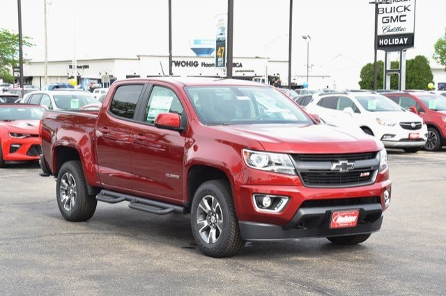 2017 Colorado Crew Cab 4x4, Pickup #17C629 - photo 8