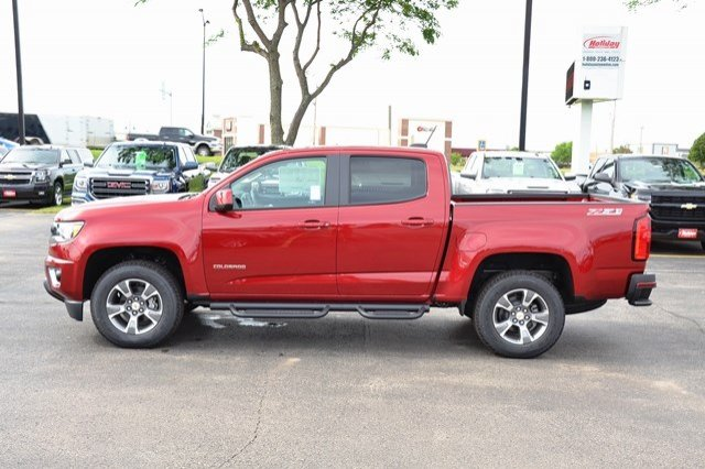 2017 Colorado Crew Cab 4x4, Pickup #17C629 - photo 4