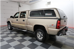 2004 Silverado 2500 Crew Cab 4x4 Pickup #17C678A - photo 2