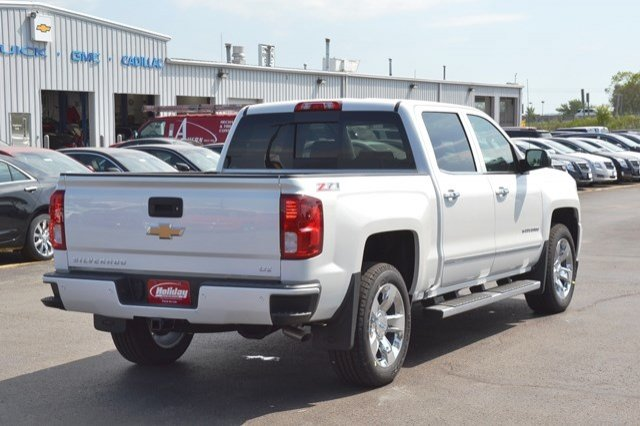 2017 Silverado 1500 Crew Cab 4x4 Pickup #17C751 - photo 6