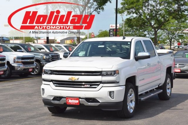 2017 Silverado 1500 Crew Cab 4x4 Pickup #17C751 - photo 1