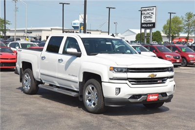 2017 Silverado 1500 Crew Cab 4x4 Pickup #17C751 - photo 8