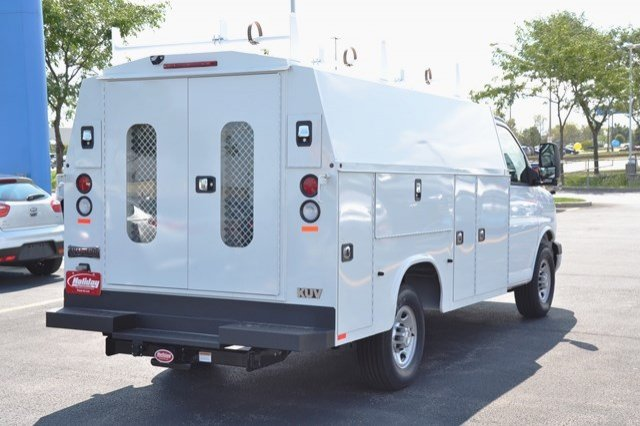 2017 Express 3500, Knapheide Service Utility Van #17C765 - photo 6
