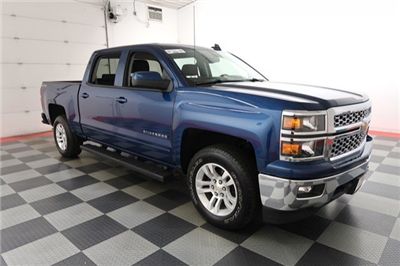 2015 Silverado 1500 Crew Cab 4x4 Pickup #17C811A - photo 6