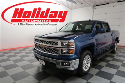 2015 Silverado 1500 Crew Cab 4x4 Pickup #17C811A - photo 1