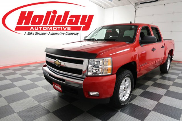 2011 Silverado 1500 Crew Cab 4x4, Pickup #17F1072A - photo 1