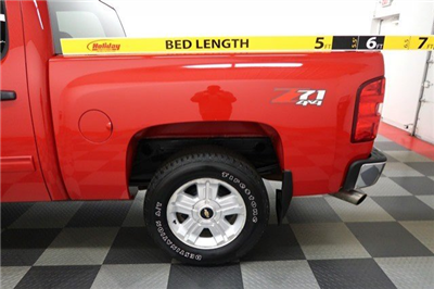 2011 Silverado 1500 Crew Cab 4x4, Pickup #17F1072A - photo 8