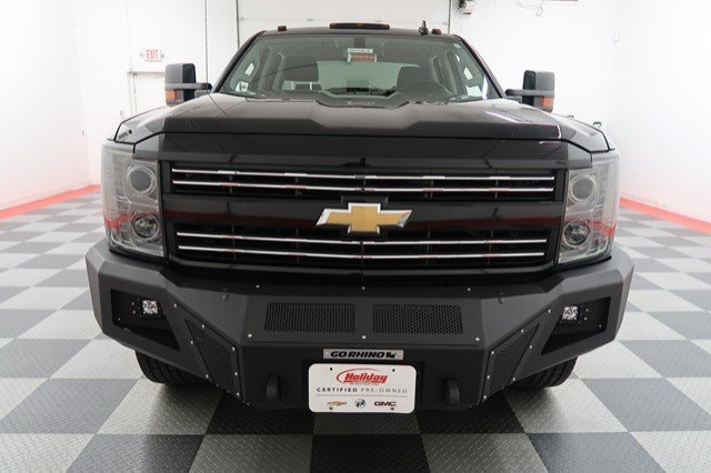 2017 Silverado 2500 Double Cab 4x4 Pickup #17F1096A - photo 12