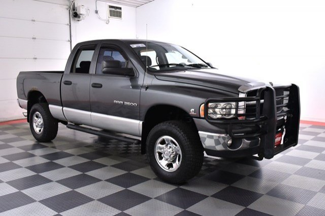2004 Ram 2500 Quad Cab 4x4, Pickup #17F729A - photo 5