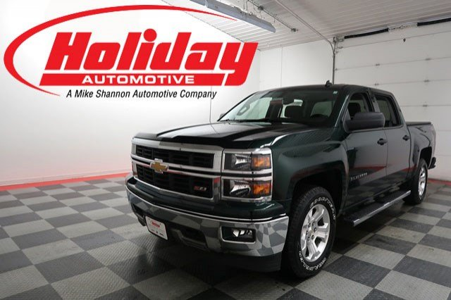 2014 Silverado 1500 Crew Cab 4x4, Pickup #17G1022A - photo 1