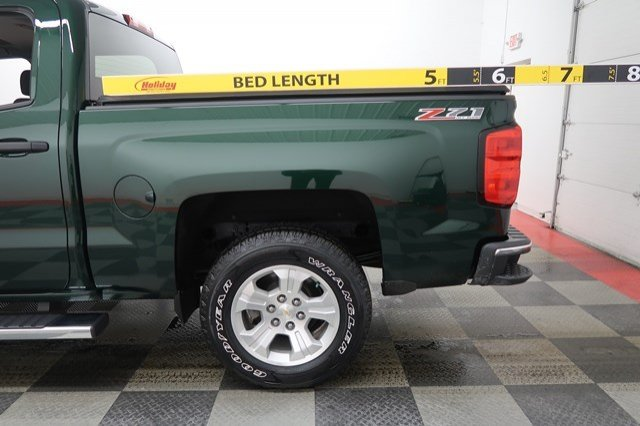 2014 Silverado 1500 Crew Cab 4x4, Pickup #17G1022A - photo 8