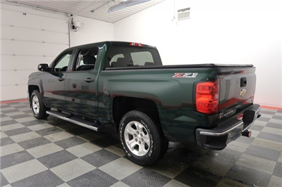 2014 Silverado 1500 Crew Cab 4x4, Pickup #17G1022A - photo 2