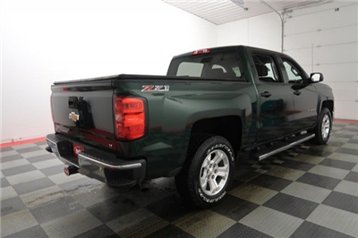 2014 Silverado 1500 Crew Cab 4x4, Pickup #17G1022A - photo 4