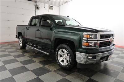 2014 Silverado 1500 Crew Cab 4x4, Pickup #17G1022A - photo 5