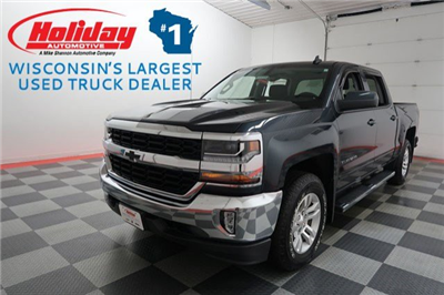 2017 Silverado 1500 Crew Cab 4x4 Pickup #17G1177A - photo 2