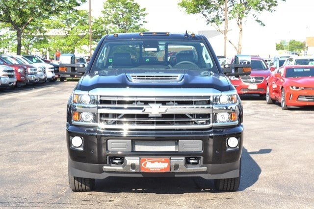2018 Silverado 2500 Crew Cab 4x4, Pickup #18C104 - photo 9
